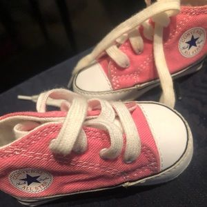Great Condition Converse All Star Pink